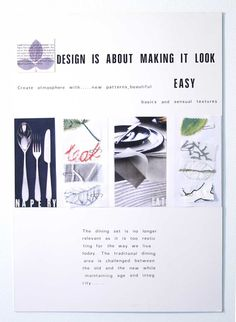 Design is about making it look easy