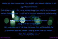 Qhuinn Blaylock Yes BDB Black Dagger Brotherhood