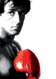 Rocky Series, Rocky Film, Sylvester Stallone, Frases Rocky, Rocky Tattoo, Boxing Posters, Movie Posters, Rocky Balboa Poster, Stallone Rocky
