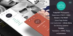 ePix – Themeforest Fullscreen Photograp...