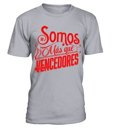 # Samos Mas Que Vencedores T Shirt .  Samos Mas Que Vencedores T-ShirtHOW TO ORDER:1. Select the style and color you want: 2. Click Reserve it now3. Select size and quantity4. Enter shipping and billing information5. Done! Simple as that!TIPS: Buy 2 or more to save shipping cost!This is printable if you purchase only one piece. so dont worry, you will get yours.Guaranteed safe and secure checkout via:Paypal | VISA | MASTERCARD