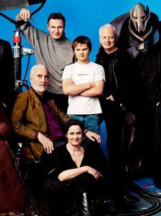 lmnpnch: Annie Leibovitz's 2005 Star Wars Vanity... | 日々是遊楽也