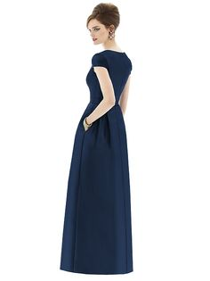 Alfred Sung Style D657 http://www.dessy.com/dresses/bridesmaid/d657/#.UuRfOBDTn4Y