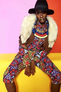 "nikkofrikko: ""Destiny Owusu featured in TXTURE Magazine Photo Credit: sirdexjones """
