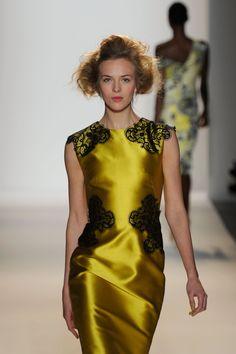 Lela Rose - Runway - Fall 2013 Mercedes-Benz Fashion Week