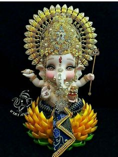 30 Best Cute Bala Ganesh Images In 2020 Baby Ganesha Ganesh Ganesh Images