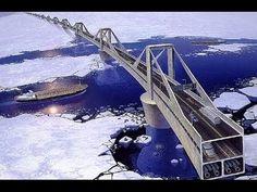 Engenharia Extrema: Túnel do Estreito de Bering [Dublado] Documentário D...