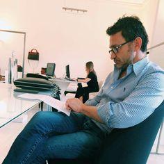 È' ufficiale! Da oggi Il nuovo showroom Mauro Effe by Mauro Franchi si trova nella prestigiosa Via Monte Napoleone.               *per info contatta: info@maurofranchi.com