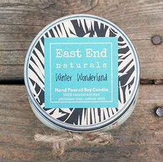 Winter Wonderland Scented Soy Candle 4 oz * Continue to the product at the image link.