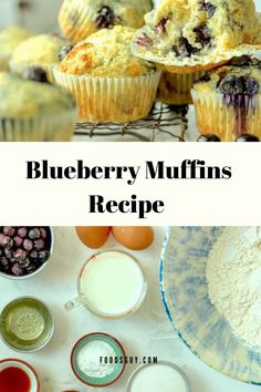 There's nothing better than waking up to the smell of fresh muffins in the oven. And come summer, when it's hard to get your fill of fresh berries, blueberry muffins are the perfect way to start the day. This simple blueberry muffin recipe swaps out butter for oil. The result is a soft, moist muffin that's jam-packed with sweet berries. Before you head to the kitchen, let's cover some helpful tips and tricks to ensure your blueberry muffins come out perfectly.