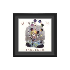 Queen Innuendo New Artists, Cover Art, Album Covers, Queen, Frame, Prints, Picture Frame, Printed, Frames