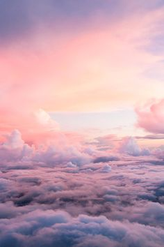 ☁️⛅️☁️ Above the clouds  <3