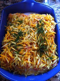 Salmón marinado a los cítricos