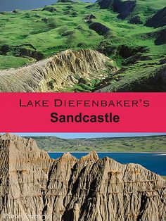 The Sandcastle is a steeply sloped hogsback on the north shore of Lake Diefenbaker. As of the landowner has closed access to the site. Us Travel, Travel List, Canadian Travel, Visit Canada, Oh The Places You'll Go, Journey, Laundry Hacks, Butterfly Kisses, Rv Living