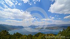 Lugu Lake - Download From Over 26 Million High Quality Stock Photos, Images, Vectors. Sign up for FREE today. Image: 45155439