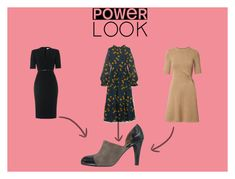 one pumps many styles by shoebedo on Polyvore featuring moda, Borgo De Nor and Damsel in a Dress