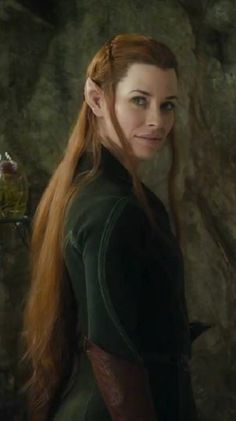 Tauriel, Captain of the Guard