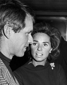 Harris says Ethel was so disgusted with Monroe's flagrant flirtation with her husband at a...