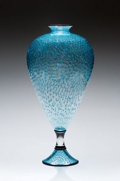 Glass Art ~ Kenny Pieper Hand Blown Art Glass by Janny Dangerous