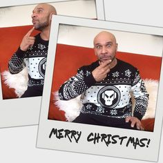 Metalheadz Christmas Jumper available to pre order direct from the label in the Metalheadz store.