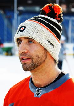 Maxime Talbot. The only Flyer I'll ever like. He belongs in Pittsburgh