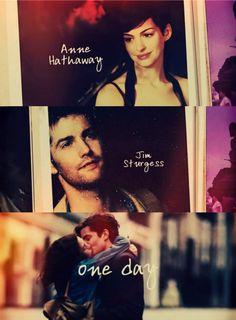 Jim Sturgess, 2011 Movies, Love Film, Anne Hathaway, One Day, Movie Posters, Romance Film, Film Poster, Billboard