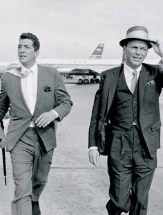 My ideal tuxes for the guys. Mi Amor would be in a Frank Sinatra style.