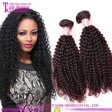 High quality top beauty hair kinky curly virgin hair weave 6A brazilian hair weaving bundles afro kinky human hair weave
