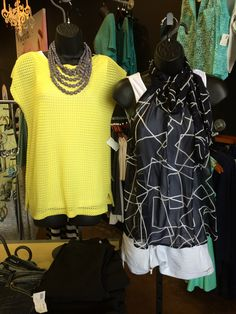 Love these both! VOGUE BOUTIQUE.Freeport, IL. Amazing styles. Amazing prices.