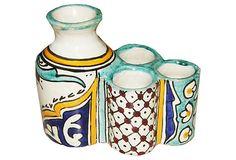 Moroccan Calligrapher's Pot on OneKingsLane.com