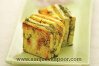 Tiranga Paneer Tikka: Spicy and Delicious cottage cheese tikkas.