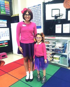 Junie B jones costume for student and teacher
