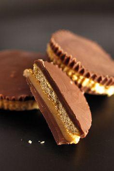 Cherrapeno: Ritz Peanut Butter Cups