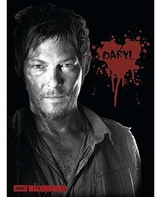 Sporting Goods Brilliant The Walking Dead Card Holder Daryl Tv Show Fan Comic Zombie Boys Gift Present Fashionable Patterns Golf