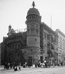 Casino Theatre (New York City) Moorish Revival architecture