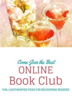 Are you a former bookworm who hasn't made time for reading since having kids? The perfect solution, join this online book club! One simple rule: No tearjerkers or overly brainy picks allowed. Just fun, lighthearted picks for rediscovering the joy of a good book.