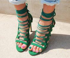 62.31$  Buy here - http://alifwj.worldwells.pw/go.php?t=32788107060 - High quality suede strap gladiator sandal sexy open toe high heel sandal summer woman stiletto heel shoes cutouts sandal