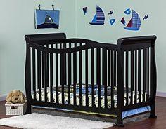 Dream On Me Violet 7 in 1 Convertible Life Style Crib, Black, http://www.amazon.com/dp/B00GULAQ4S/ref=cm_sw_r_pi_awdm_v59Rvb0YY09VW