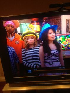 Carly and Sam #iCarly