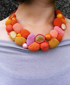 """Colier """" Candies"""" (80 LEI la lida.accessories.breslo.ro)"""