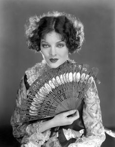 MYRNA LOY She did some odd stuff before she became 'wholesome'