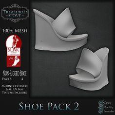 -TC- Shoe Pack 2 Mesh