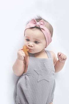 Set her apart from all the rest with our 100% Organic Stretch Cotton Baby Headbands - Elastic Free & guaranteed to be the softest headband your little one will wear. Buy as a single or as a set with Worldwide Shipping available. Preemie to Toddler. Ready