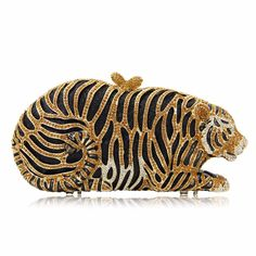 8e3d39d52 Tiger Shape Clutch Embragues, Cartera De Mano, Bolsos De Noche, Carteras  Monederos,