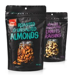 Package Design 384 - Pams-Snacking-Nuts-Group What Exactly Is Crown Molding? Chip Packaging, Packaging Snack, Fruit Packaging, Food Packaging Design, Packaging Design Inspiration, Brand Packaging, Snack Recipes, Snacks, Food Combining