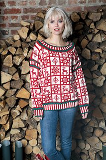 Ravelry: Christmas Boxes pattern by Lesley Fidler Christmas Jumpers, Christmas Sweaters, Magazine Crafts, Box Patterns, King Cole, Knitting Magazine, Fair Isle Knitting, Knitting Patterns, Christmas Boxes