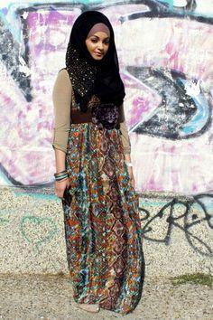 | #hijab #hijabi #muslimah #Hijabista #covered #modeststyle #modeststreetfashion |