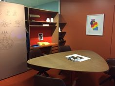 What NeoCon 2015 products tell us about workplace trends -Haworth executive suite