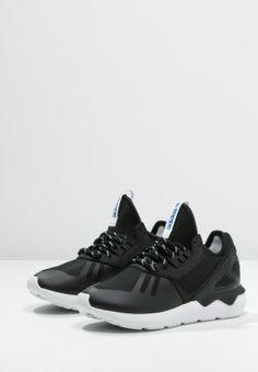 adidas Originals TUBULAR - Tenisówki i Trampki - core black/white - Zalando.pl