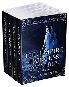 The Empire Princess Omnibus: Books 1-4 by Graham Diamond https://www.amazon.com/dp/B01LWNHGUV/ref=cm_sw_r_pi_dp_x_elQcybP4B5CFN